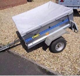 Car / camping trailer