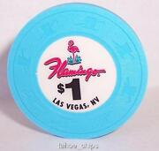 Las Vegas Casino Chips Flamingo