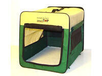 AUTHENTIC DOG SPORT SMART TOP FOLDABLE DOG CARRIER