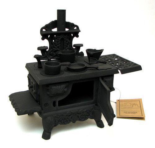 Cast Iron Wood Cook Stove Ebay