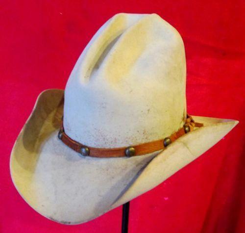 228cc542 ... cowboy hat 801a2 8cb79 low cost resistol hat ebay a9ae4 c24ed new ...