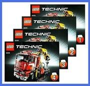 Lego Technic Kranwagen