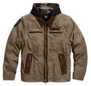 Harley Davidson Hayden 5-in-1 workwear men's jacket