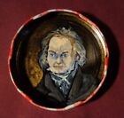 Portrait Metal Folk Paintings Art