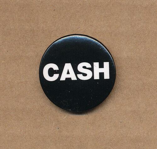 Johnny Cash RARE promo button (American records)