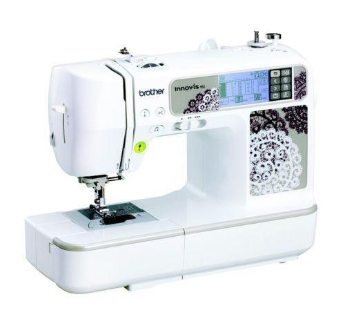 Brother Embroidery Sewing Machine EBay Interesting Brother Embroidery Sewing Machine