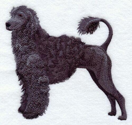 Embroidered Sweatshirt - Portuguese Water Dog C9631 Sizes S - XXL