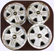 2000 Chevy Silverado Wheels