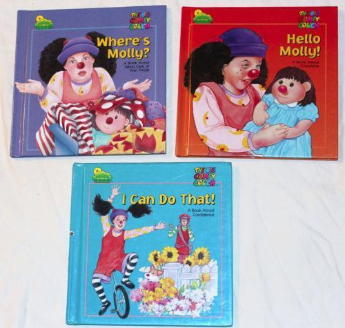 Big Comfy Couch Books Ebay