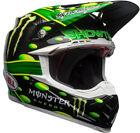 Bell Green Full Face Helmets