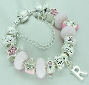 Girls Personalised Bracelet