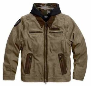 Harley Davidson Hayden 5-in-1 Workwear jacket, men's medium