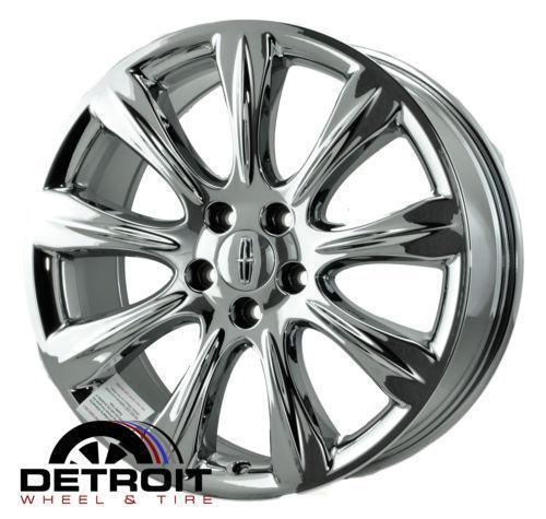 Lincoln Car Deals: Lincoln MKT Wheels