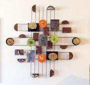 Mid Century Modern Wall Sculpture