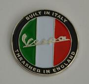 Vespa Pin Badge