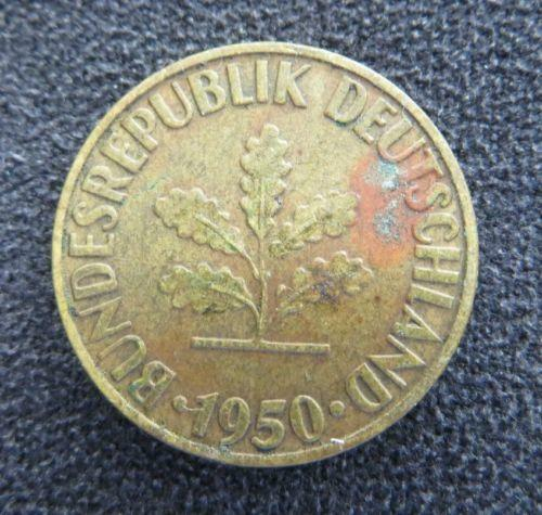 1950 bundesrepublik deutschland coins world ebay. Black Bedroom Furniture Sets. Home Design Ideas
