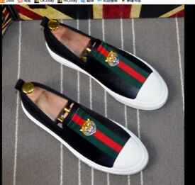 **** MENS FASHION INSPIRED LEATHER LOAFERS FOR SALE / 2 COLORS TO CHOOSE FROM ****