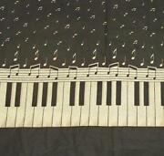 Music Note Fabric