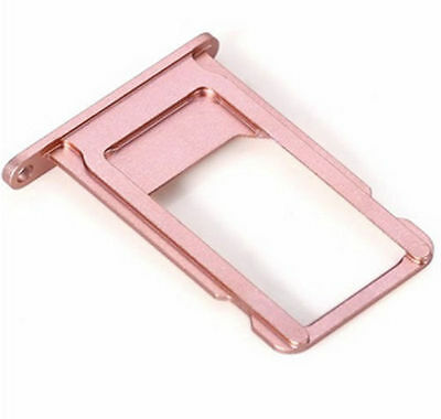 "Apple iPhone 6S 4.7"" Sim Card Holder Slot Sim Card Tray Replacement Rose Gold"
