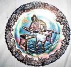 Fenton Carnival Plate