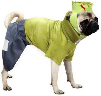FRANKENHOUND Frankenstein Dog Costume Size Medium HALLOWEEN](Frankenstein Dog Halloween Costume)