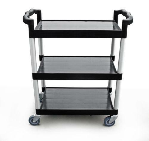 Luxor 2 Shelf Heavy Duty Utility Cart
