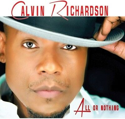 Calvin Richardson - All Or Nothing [Used CD]