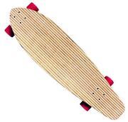 Bamboo Longboard
