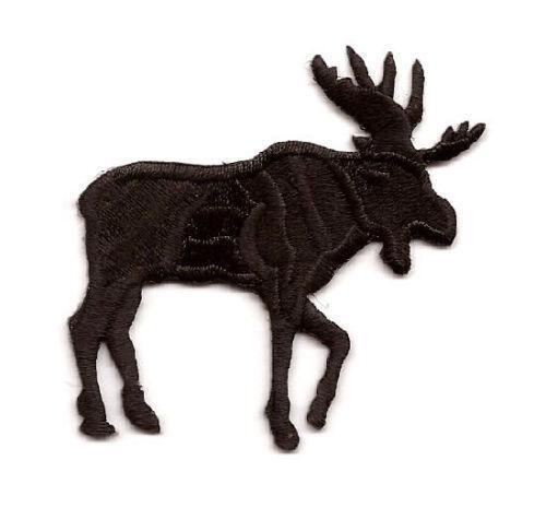 Moose Applique Ebay