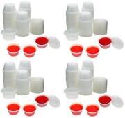 Clear Plastic Pots