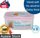 Dispenser Chlorine Free Baby Wipes