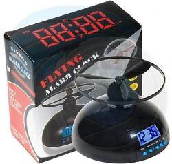 Spectra Flying Alarm Clock