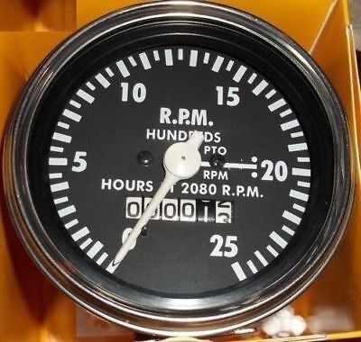 Massey Ferguson Tachometer For Cw Mf 1080 Mf 1100 Mf 1130 Mf1150 Mf 1300
