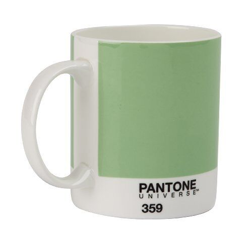 Tabletop Serveware Range Pantone Grasshopper Bone China Mug 9.5 x 8cm