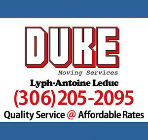 Duke Movers - Local & Long distance *FREE Assessments*