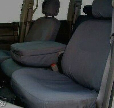 Seat Covers Sewn with Carhartt Fabric SSC2398CABN fits Dodge Ram 2009 2008 *more