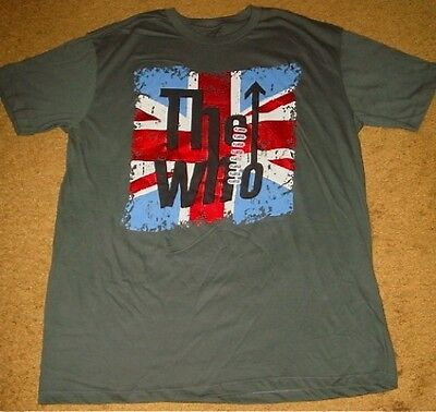 THE WHO T-SHIRT BRAND NEW!  SIZE X-LARGE