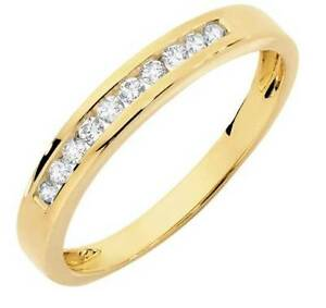 Gumtree Diamond Eternity Rings
