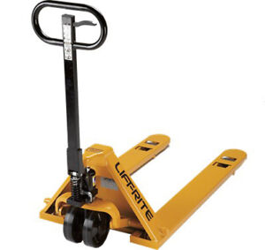 Lift Jack: Liftrite 5500LB Capacity, Like new!