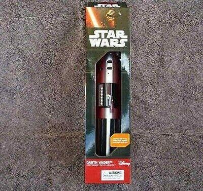 Star Wars Darth Vader Lightsaber Torch Sound SFX Flashlight Underground Toys