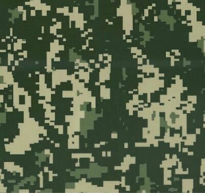 Hydrographic Film Water Transfer Printing Film Hydro Dip Digital Camo 19 X 72