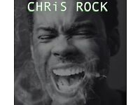 "Chris Rock ""Total Blackout"" tickets x2 GLASGOW - Wed 24th Jan"