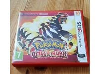 Pokemon Omega Ruby Like new