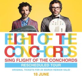 Flight of the Conchords - Glasgow x 2