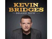TWO FLOOR TICKETS- KEVIN BRIDGES HYDRO