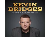 2 x Kevin Bridges @ Hammersmith Apollo London Saturday 15th Sept 2018 | Face value £73 for both