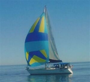 "Deal Pending - 1985 Hunter Legend 40 Sloop (""Idhra"")"