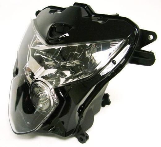 Replacement Head Light Lamp For 2004-2005 Suzuki Gsxr 600 750 Gsxr600 Gsx-r750 on Sale