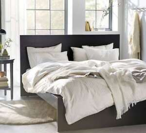 Modern IKEA double bed