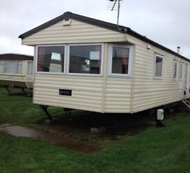 6-8 berth static caravan for sale